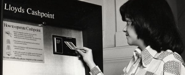 50 years of ATMs: how a hole in the wall changed the world