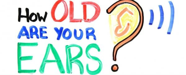 WATCH: Take This Hearing Test to See How Old Your Ears Are