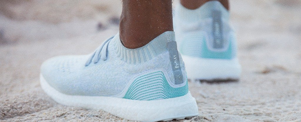 Adidas Is Selling 7,000 of These Amazing Shoes Made From Ocean Waste