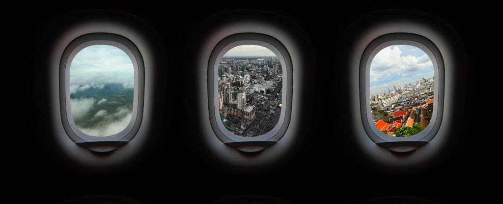 WATCH: There's a Scientific Reason For Why Plane Windows ...