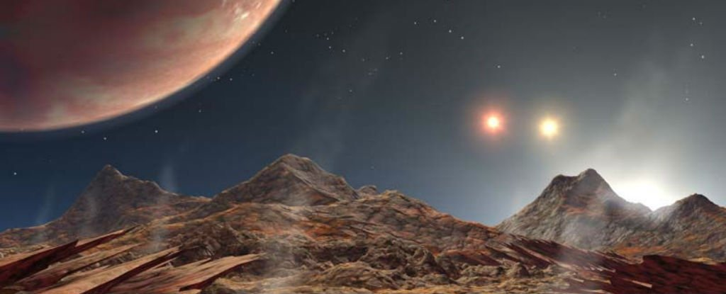 Astronomers Just Found a Stable Planet in a Triple-Star System