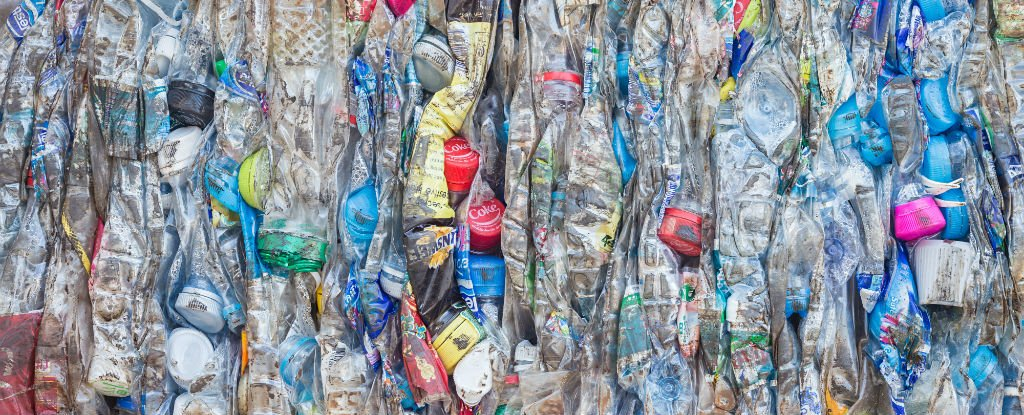 Scientists Just Turned Plastic Bottles And Bags Into Liquid Fuel