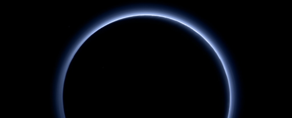 Pluto Wallpaper Our First Glimpse at T...