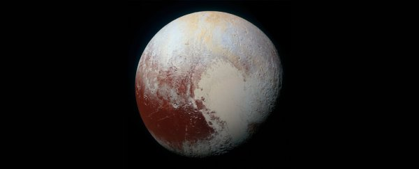 We might finally know why Pluto is so much colder than it should be