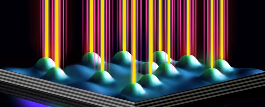 'Magic Dust' Made From Light And Matter Could Power Supercomputers of The Future