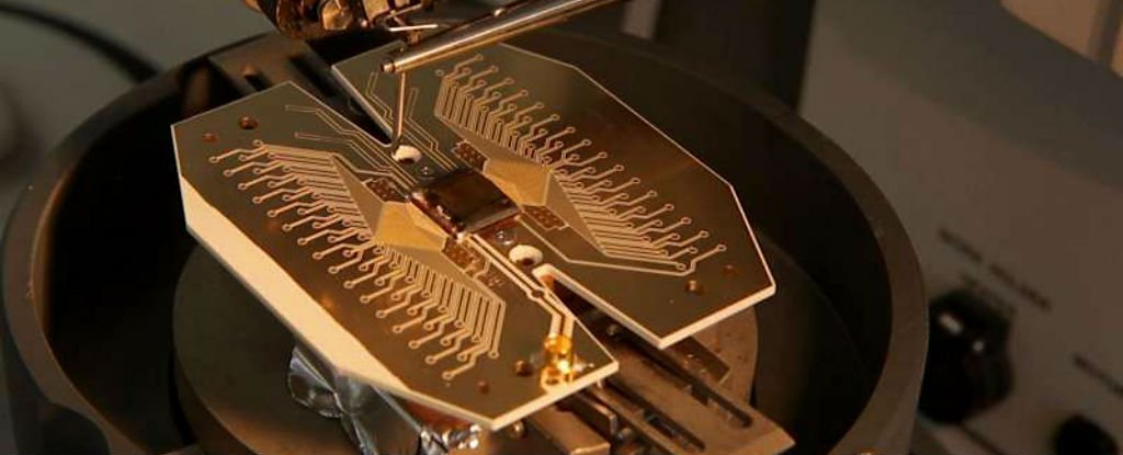 The First Ever Blueprint For a Mind-Bendingly Massive Quantum Computer Has Been Released