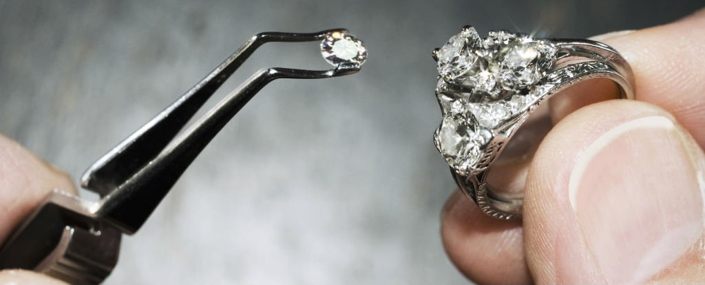 Scientists Have Figured Out Where The Rarest Diamonds on The Planet Form