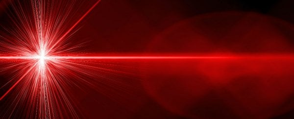 the world s most powerful laser has just been fired in japan
