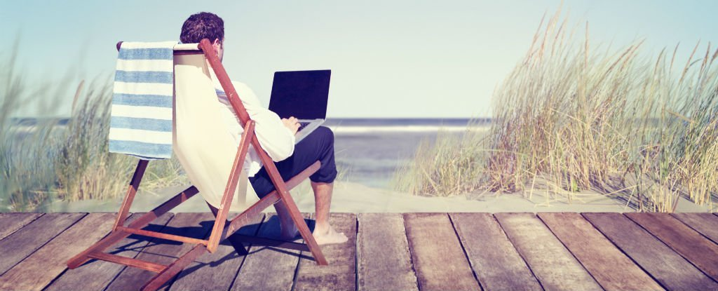 People Who Work Remotely Are Happier And More Productive ...