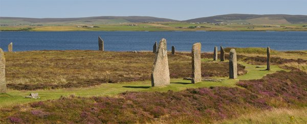 Researchers think they've figured out what mysterious Scottish stone circles were used for