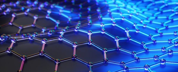 Physicists just found a loophole in graphene that could unlock clean, limitless energy