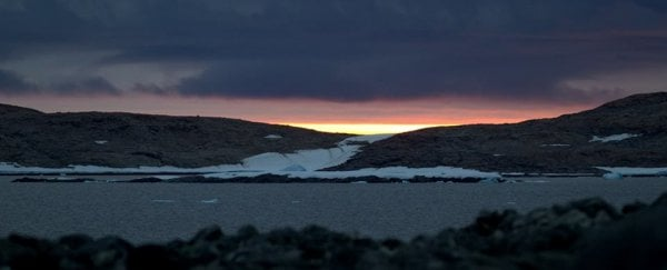 Strange Antarctic bacteria that live off air alone could be key to finding alien life