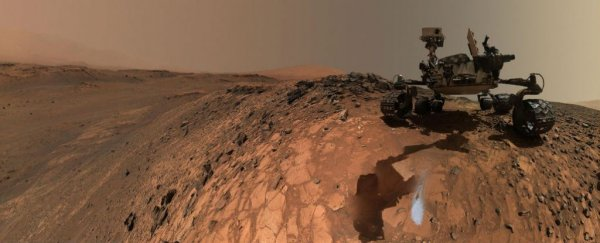 Scientists say data from NASA's 1976 Mars landing need to be reconsidered for signs of life