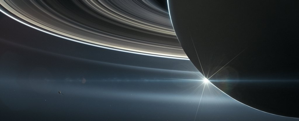 Here Are 15 All-Time Best Photos From Cassini That You Absolutely Must See
