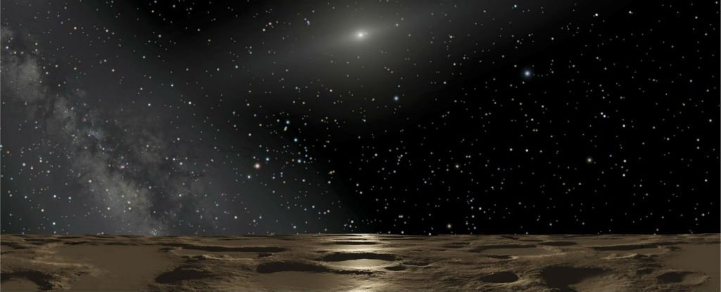 A New Dwarf Planet Has Just Been Discovered in Our Solar System