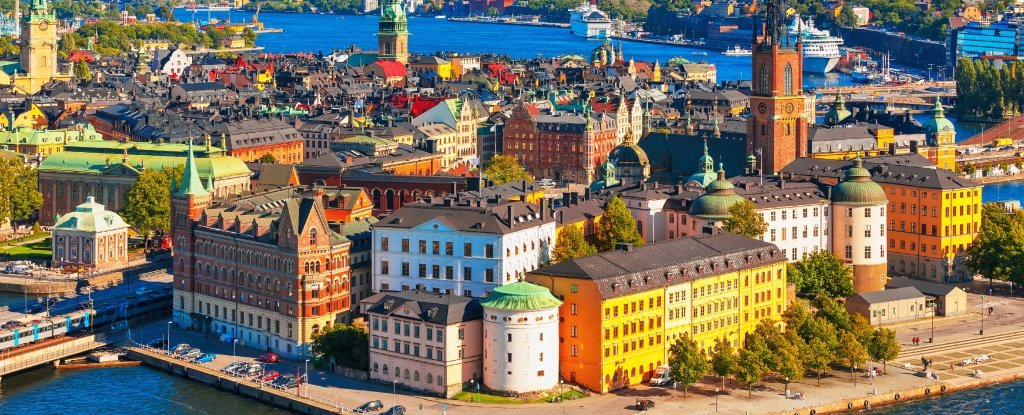 Sweden sets its sights on becoming the world's first fossil fuel-free nation