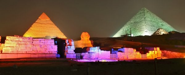 Here's How Scientists Know The Pyramids Were Built to Store