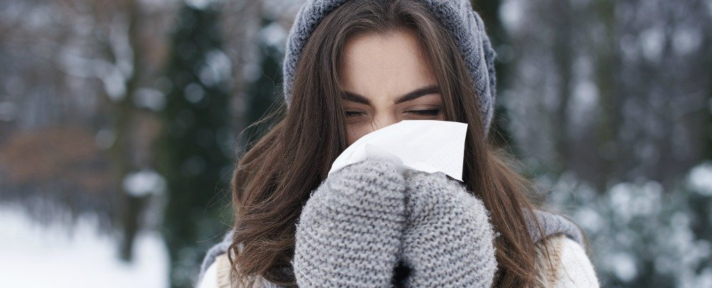 Why Does Your Nose Run When It's Cold?