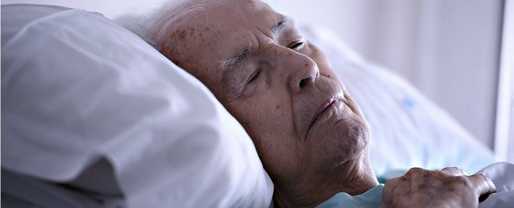The Death Rate From Alzheimer's Disease Has Increased 55% Over 15 Years