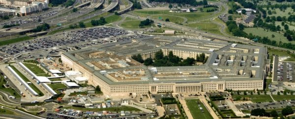 The Pentagon spent US$22 million on a secret program to investigate UFOs