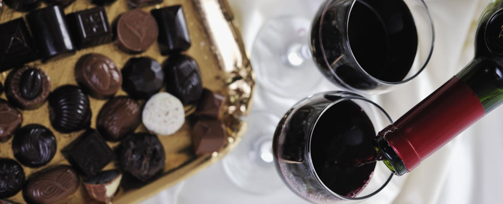 A Natural Compound in Red Wine And Chocolate May Halt Alzheimer's, Study Finds