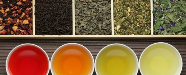 Here's the science on whether skinny teas actually boost weight loss