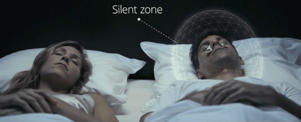 This New Patch Uses Noise-Cancelling Technology to Silence Snores