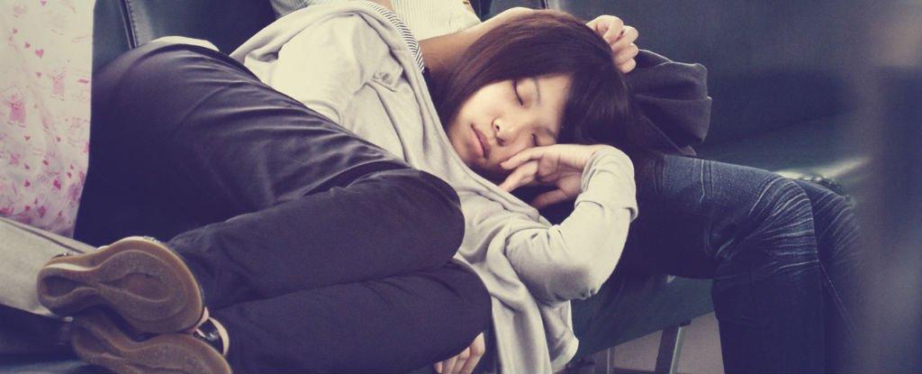 how to break a bad sleeping pattern
