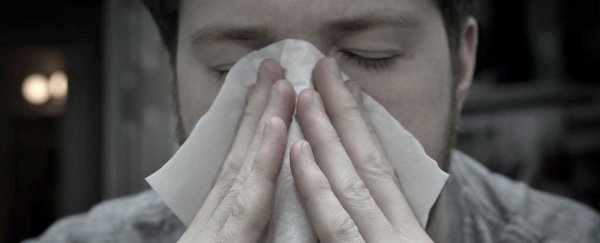 A scientist just registered a patent for a common cold vaccine