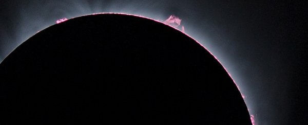10+ unique photos of the eclipse you really need to see