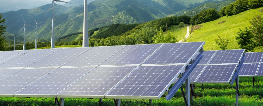 ... new glass coating for omnidirectional solar panels - ScienceAlert