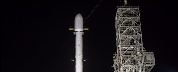 SpaceX is launching the top-secret 'Zuma' mission tonight - here's what we know