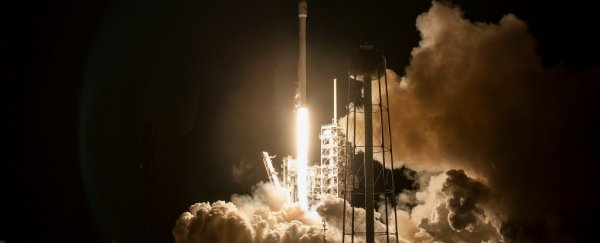 "SpaceX is About to Try Something ""Potentially Revolutionary"" in the History of Space Travel"