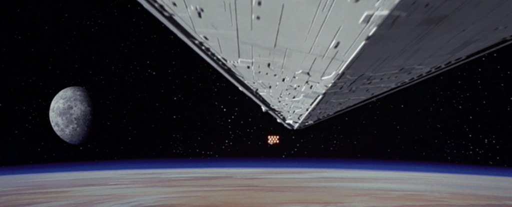 Star Wars Turns 40, And It Still Inspires Our Real-Life Space Junkies