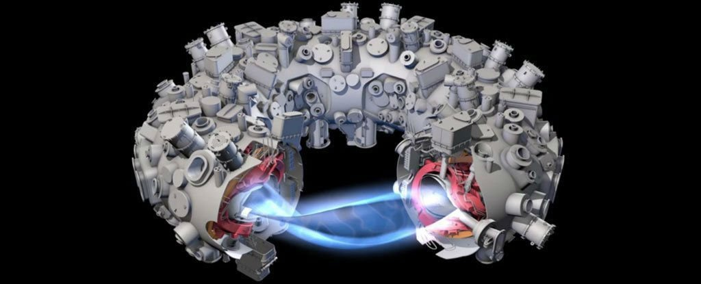 Germany U0026 39 S Massive Nuclear Fusion Machine Just Produced Its