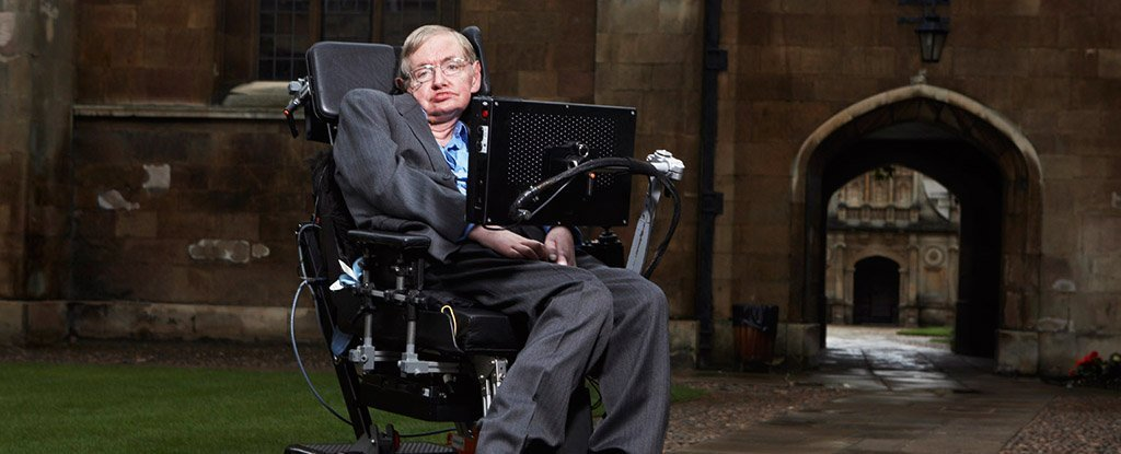 Stephen Hawking Warns Our Time as The Ruling Species on Earth Is Running Out