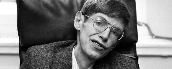 Stephen Hawking's PhD thesis was just made available online for the first time