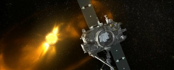A lost spacecraft is communicating with NASA after almost 2 years