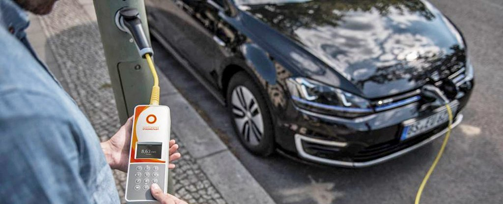 This Bright Idea Is Turning London's Streetlights Into Car Charging Points