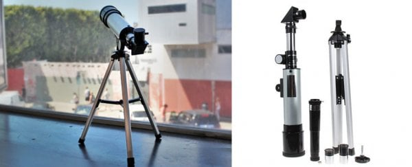 ScienceAlert Deal: Start exploring the stars with this awesome telescope