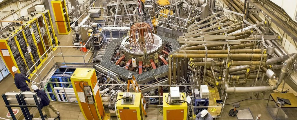 US Physicists Just Revealed Plans to Build The Most Viable Nuclear Fusion Devices Ever