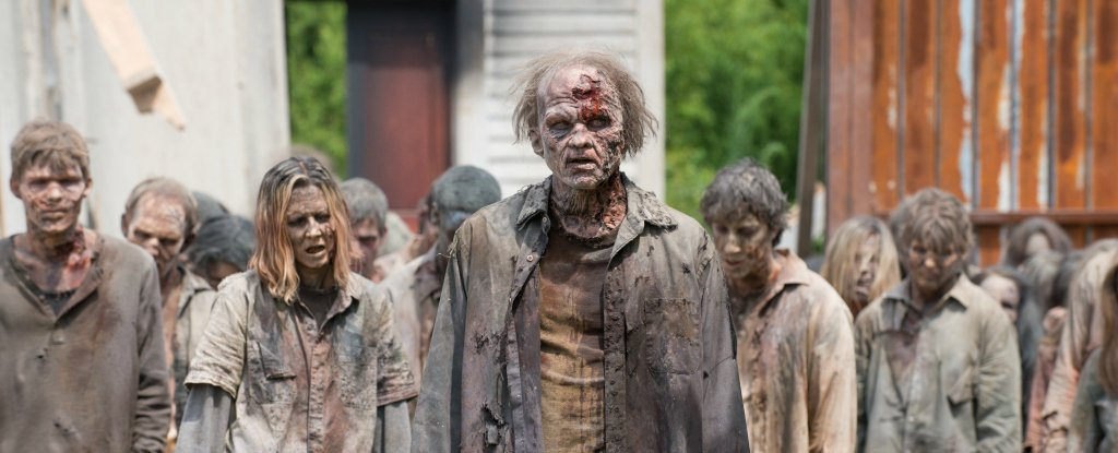 New Study Calculates How Long Humanity Could Survive a Zombie Apocalypse
