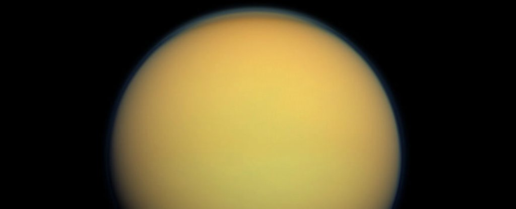 The weather on Jupiter's moon Titan is even more extreme ...
