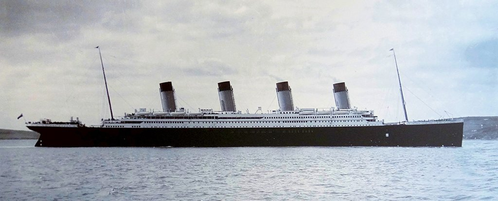 new evidence suggests there was something very wrong with the titanic before the iceberg