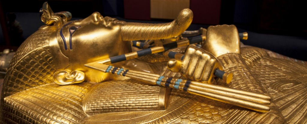 The Curse Of King Tuts Tomb Torrent: Evidence Of Secret Chambers Discovered In King Tutankhamun