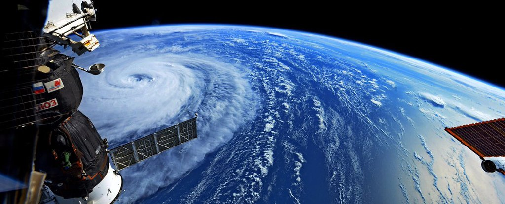 Astronauts Can See 'super Typhoon' Noru From Space, And