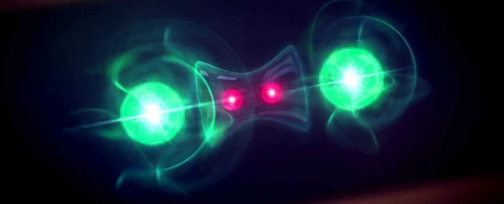 Scientists Have Set a Limit For Quantum Entanglement - And It's Really Freaking Powerful