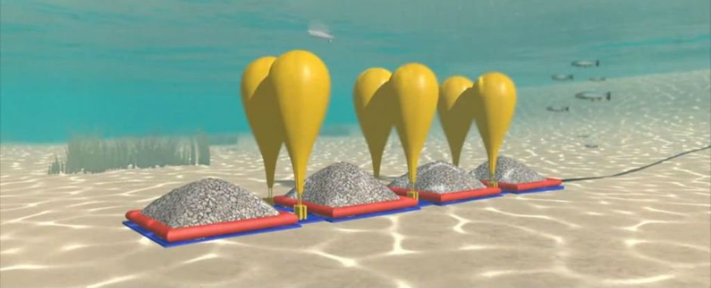Underwater Balloons Could Give Us A New Way Of Storing