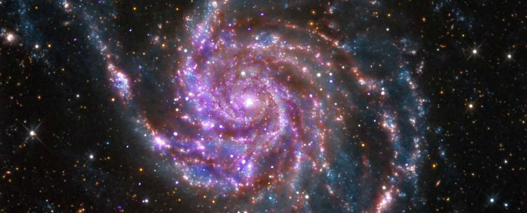 The Universe Is Expanding Faster Than The Laws of Physics Can Explain, New Measurements Reveal