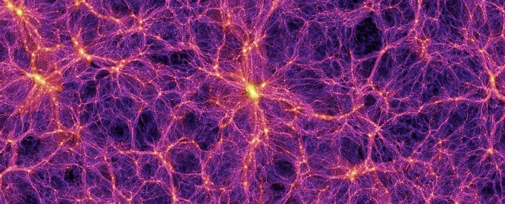 New Simulations Suggest Dark Energy Might Not Exist